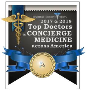 Dr. Shmorhun top do award for 2017 and 2018